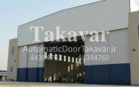 درب اتوماتیک صنعتی کشویی